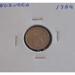 Noruega - 10 Ore - 1984