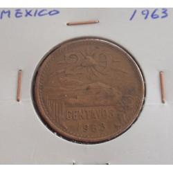México - 20 Centavos - 1963