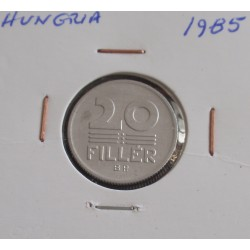 Hungria - 20 Fillér - 1985