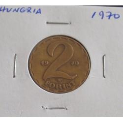Hungria - 2 Forint - 1970