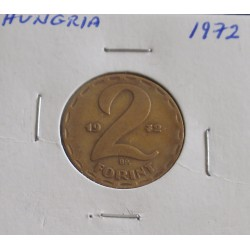 Hungria - 2 Forint - 1972
