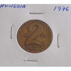 Hungria - 2 Forint - 1976