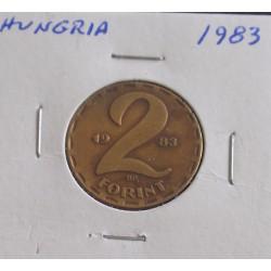 Hungria - 2 Forint - 1983