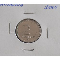 Hungria - 2 Forint - 2005