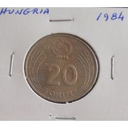 Hungria - 20 Forint - 1984
