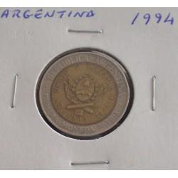 Argentina - 1 Peso - 1994