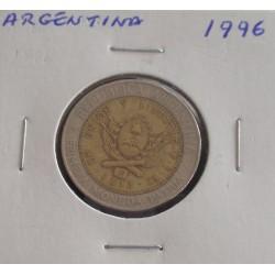 Argentina - 1 Peso - 1996