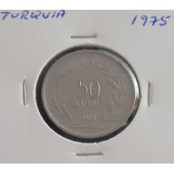 Turquia - 50 Kurus - 1975