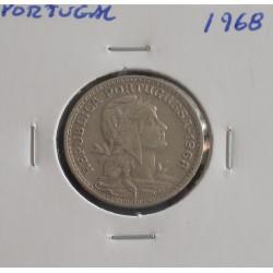 Portugal - 50 Centavos - 1968