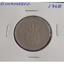 Dinamarca - 1 Krone - 1968