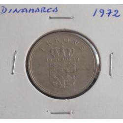 Dinamarca - 1 Krone - 1972