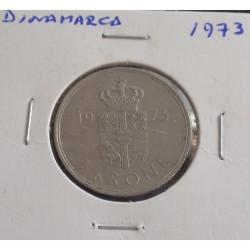Dinamarca - 1 Krone - 1973