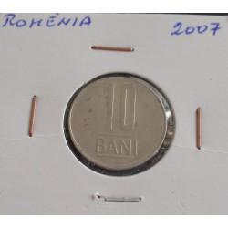 Roménia - 10 Bani - 2007