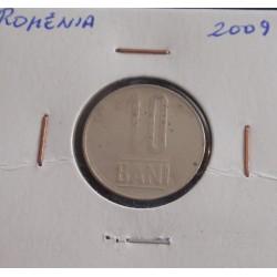 Roménia - 10 Bani - 2009