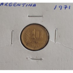 Argentina - 10 centavos - 1971