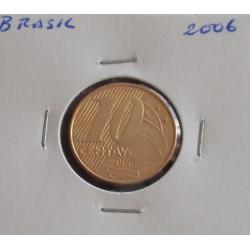 Brasil - 10 Centavos - 2006