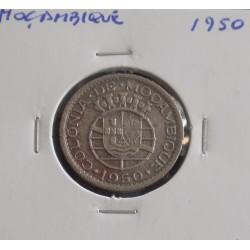 Moçambique - 50 Centavos - 1950