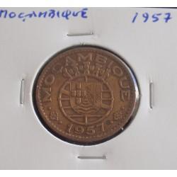 Moçambique - 1 Escudo - 1957