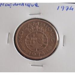 Moçambique - 1 Escudo - 1974
