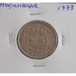 Moçambique - 5 Escudos - 1973