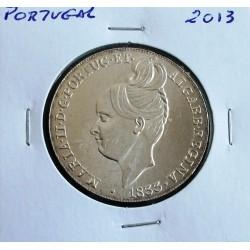 Portugal - 5 Euro - 2013 - Peça de D. Maria II - ( Degolada )