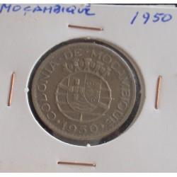 Moçambique - 1 Escudo - 1950