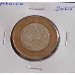 México - 10 Pesos - 2005