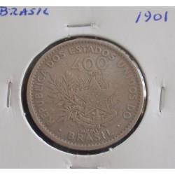 Brasil - 400 Réis - 1901
