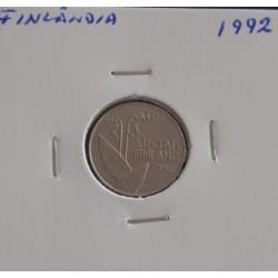 Finlândia - 10 Pennia - 1992