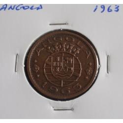 Angola - 1 Escudo - 1953