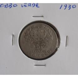 Cabo Verde - 50 Centavos - 1930