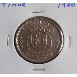 Timor - 10 Escudos - 1970