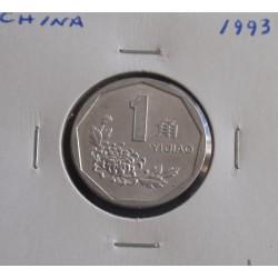 China - 1 Jiao - 1993