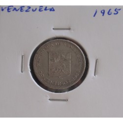 Venezuela - 50 Centimos - 1965