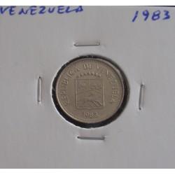Venezuela - 5 Centimos - 1983