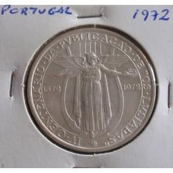 Portugal - 50 Escudos - 1972 - Lusíadas - Prata