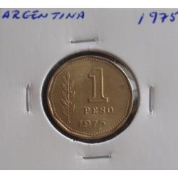 Argentina - 1 Peso - 1975