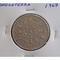 Inglaterra - 2 Shillings - 1967
