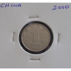 China - 1 Jiao - 2010