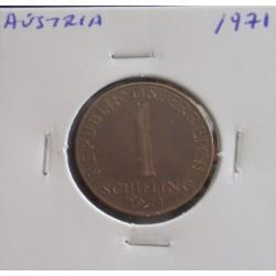 Aústria - 1 Schilling - 1971