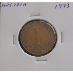 Aústria - 1 Schilling - 1973