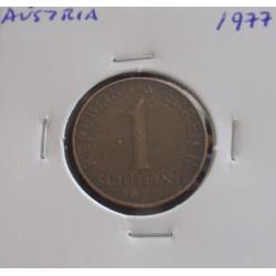 Aústria - 1 Schilling - 1977