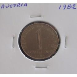 Aústria - 1 Schilling - 1982