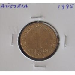 Aústria - 1 Schilling - 1995