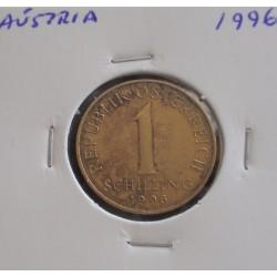 Aústria - 1 Schilling - 1996