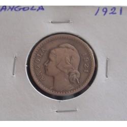 Angola - 20 Centavos - 1921