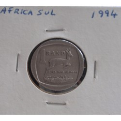 África do Sul - 1 Rand - 1994