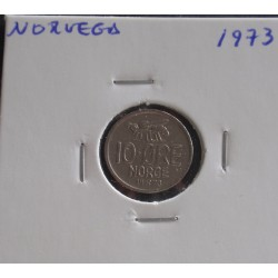 Noruega - 10 Ore - 1973