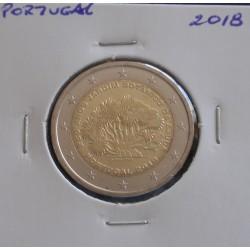 Portugal - 2 Euro - 2018 - Jardim Botânico da Ajuda