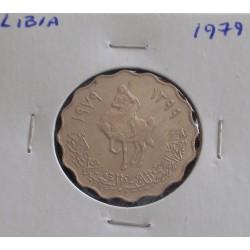 Libia - 50 Dirhams - 1979